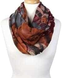 Gift Ideas for Wife - Infinity Fashion Scarf
