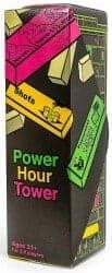 Gift Ideas for Wife - Power Hour Tower Drinking Game