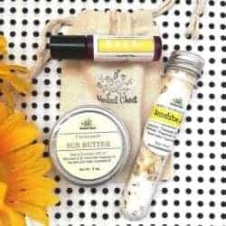 Gift Ideas for Wife - Sending Sunshine Good Vibes Set