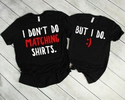 Matching t shirts for couples (1)