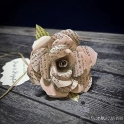 Paper Rose (1)