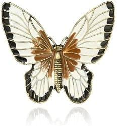 Vintage Butterfly Brooch (1)