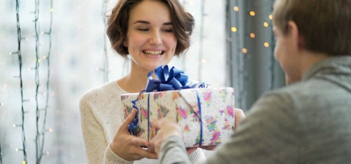 romantic gifts for wife - Christmas gifts
