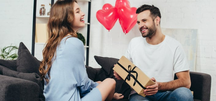 romantic gifts for wife - anniversary gifts