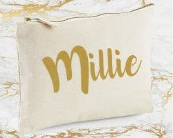 romantic gifts for wife - custom name