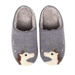 romantic gifts for wife - house slippers