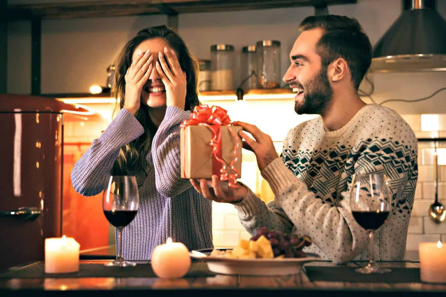 romantic gifts for wife - main