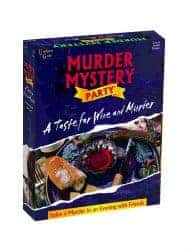 romantic gifts for wife - murder mystery