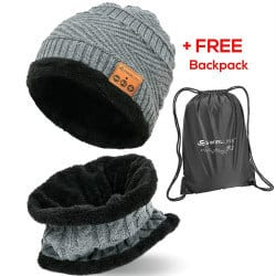 romantic gifts for wife - wireless beanie