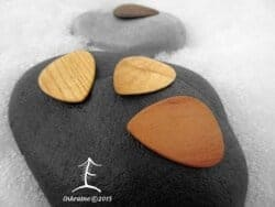 cool gifts for dad - Custom Guitar Pick