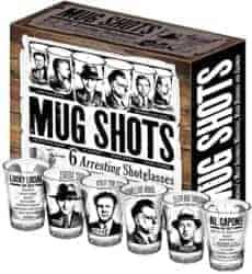 Cheap Gifts For Dad - Mug Shots