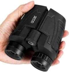 Cheap Gifts For Dad - Occer 12×25 Compact Binoculars With Low Light Night Vision