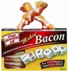 cool gifts for dad - The Game Of Makin Bacon