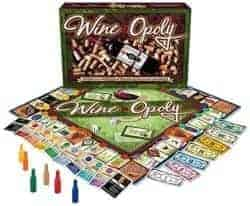 Cheap Gifts For Dad - Wine-Opoly Monopoly Board Game