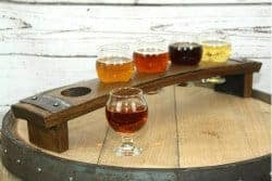 Gifts For Dad Who Has Everything -beer tray