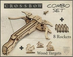 Gifts For Dad Who Has Everything -crossbow diyy kit