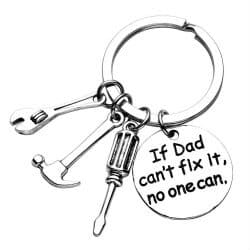 Gifts For Dad Who Has Everything -fix it keychain