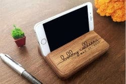 Gifts For Dad Who Has Everything -iphone stand
