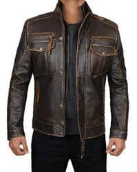 Gifts For Dad Who Has Everything -leather jacket