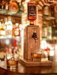 Gifts For Dad Who Has Everything -whiskey dispenser