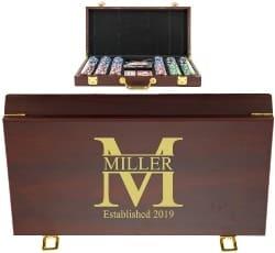 Personalized Poker Set Case (1)