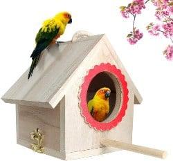 Wooden DIY Nest (1)