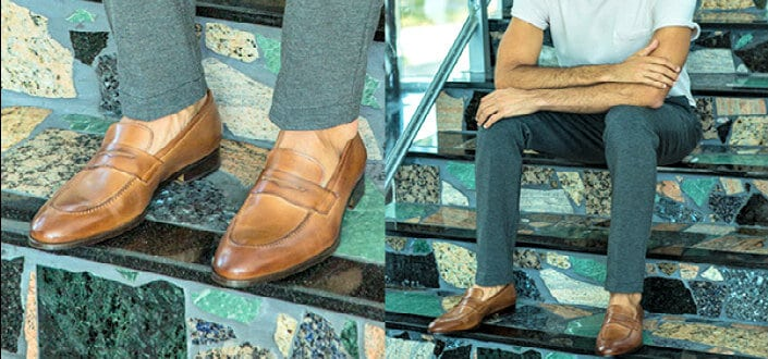 a primer dress shoes - how to wear shoes