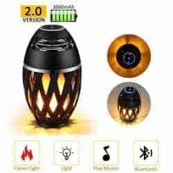birthday gifts for dad - 2. led flame