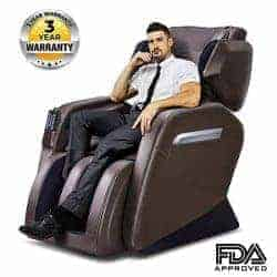 birthday gifts for dad - 3. massage chair