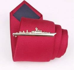 birthday gifts for dad - 32. tie clip ship