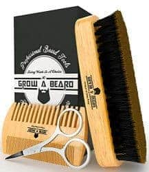 birthday gifts for dad - 33. beard brush