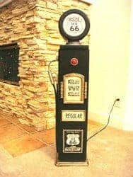 birthday gifts for dad - 5. gas pump cabinet