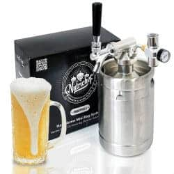birthday gifts for dad - 8. mini keg system