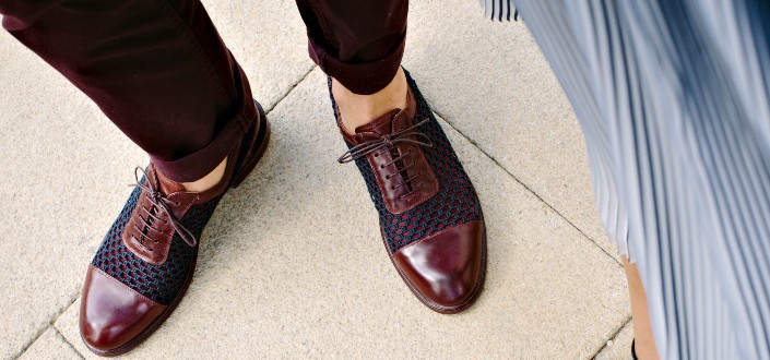 Dress shoes 101 - how to properly wear dress shoes