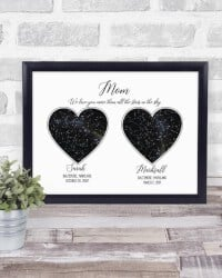 Gifts for Mom - Custom Star Map
