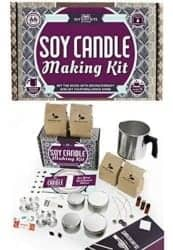 Gifts for Mom - DIY Gift Kits Soy Candle Making Kit
