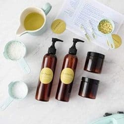 Gifts for Mom - Lemon Sugar Moisturizing Lotion Kit