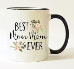 Gifts for Mom - Mom Coffee Mug