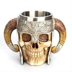 Skeleton Tankard Stein (1)