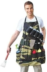 The Grill Sergeant BBQ Apron (1)