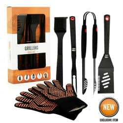 Unique Gifts for Dad - 1. grilling tools