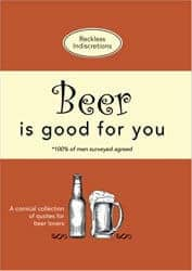 Unique Gifts for Dad - beer comic qoutes