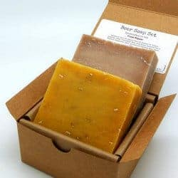 Unique Gifts for Dad - beer soap