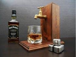 Unique Gifts for Dad - liquor dispenser