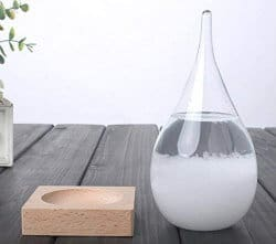 Unique Gifts for Dad - storm glass