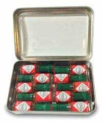Unique Gifts for Dad - tabasco goft tin