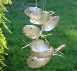 Unique Gifts for Dad - windchimes