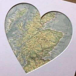 Wall Art Custom Atlas Heart