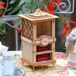 Wooden 3D Puzzle Kit