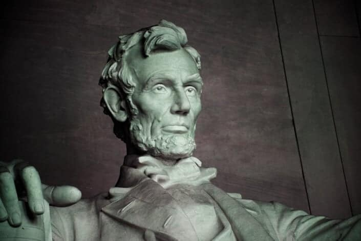 Worst Pickup Lines - If You Were A President, You'd Be Babe-Raham Lincoln.